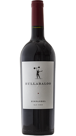 Hullabaloo Old Vines Zinfandel 2017