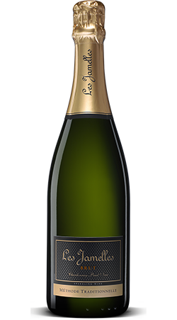 Les Jamelles Traditional Method Brut NV