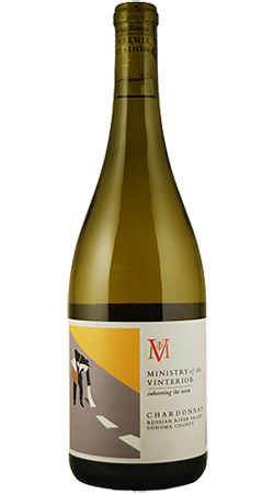 Ministry of the Vinterior Chardonnay 2016