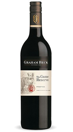 The Game Reserve Pinotage 2015