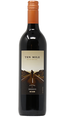 Ten Mile The Broken Road Red Wine 2017