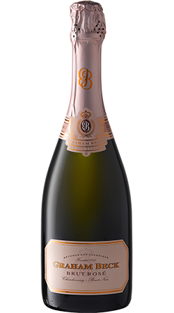Graham Beck Brut Rose NV
