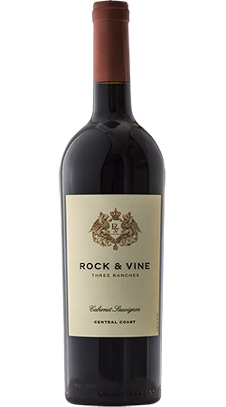 Rock & Vine Three Ranches Cabernet Sauvignon 2017